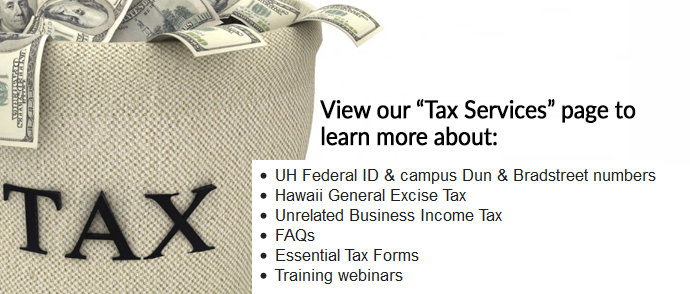 Link to Tax Services page