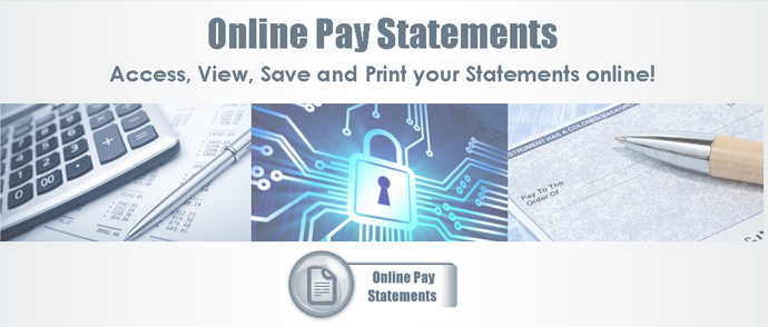 Link to Online Pay Statements